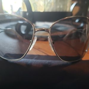 Fendi FS413 Silver Sunglasses-Very Rare!